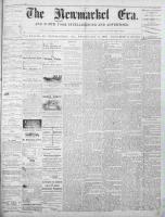 Newmarket Era (Newmarket, ON1861), October 3, 1873