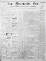 Newmarket Era (Newmarket, ON1861), October 10, 1873