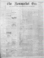 Newmarket Era (Newmarket, ON1861), October 17, 1873