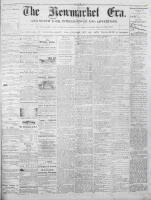 Newmarket Era (Newmarket, ON1861), October 24, 1873