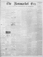 Newmarket Era (Newmarket, ON1861), November 7, 1873