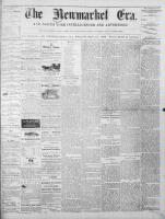 Newmarket Era (Newmarket, ON1861), November 14, 1873