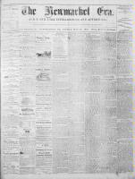 Newmarket Era (Newmarket, ON1861), November 21, 1873