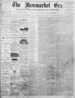 Newmarket Era (Newmarket, ON1861), December 12, 1873