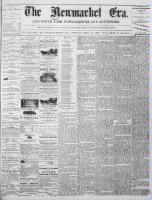 Newmarket Era (Newmarket, ON1861), December 19, 1873