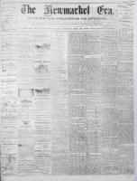 Newmarket Era (Newmarket, ON1861), December 26, 1873