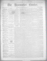 Newmarket Courier (Newmarket, ON), September 18, 1873