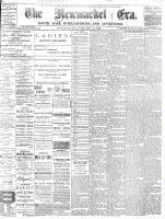 Newmarket Era (Newmarket, ON1861), March 6, 1885