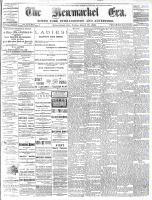 Newmarket Era (Newmarket, ON1861), March 27, 1885