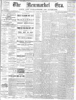 Newmarket Era (Newmarket, ON1861), May 22, 1885