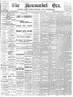 Newmarket Era (Newmarket, ON1861), July 24, 1885