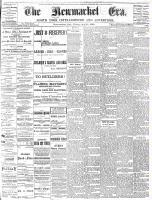 Newmarket Era (Newmarket, ON1861), July 31, 1885
