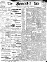 Newmarket Era (Newmarket, ON1861), January 1, 1886