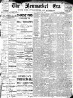 Newmarket Era (Newmarket, ON1861), January 22, 1886