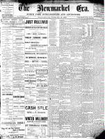 Newmarket Era (Newmarket, ON1861), February 12, 1886