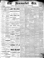 Newmarket Era (Newmarket, ON1861), February 26, 1886