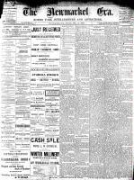 Newmarket Era (Newmarket, ON1861), March 5, 1886
