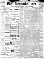 Newmarket Era (Newmarket, ON1861), March 19, 1886