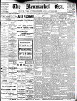 Newmarket Era (Newmarket, ON1861), April 2, 1886