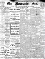 Newmarket Era (Newmarket, ON1861), April 9, 1886