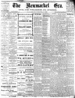Newmarket Era (Newmarket, ON1861), May 12, 1886