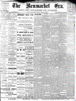 Newmarket Era (Newmarket, ON1861), May 28, 1886
