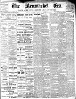 Newmarket Era (Newmarket, ON1861), June 11, 1886