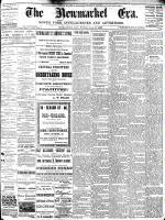 Newmarket Era (Newmarket, ON1861), August 6, 1886
