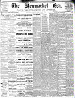 Newmarket Era (Newmarket, ON), September 3, 1886