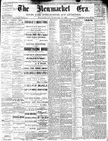 Newmarket Era (Newmarket, ON), September 10, 1886