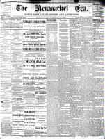 Newmarket Era (Newmarket, ON), September 24, 1886
