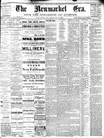 Newmarket Era (Newmarket, ON), October 8, 1886