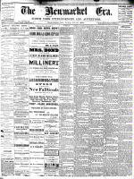 Newmarket Era (Newmarket, ON), October 15, 1886