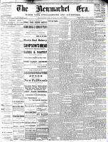 Newmarket Era (Newmarket, ON), October 22, 1886