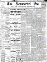 Newmarket Era (Newmarket, ON), November 26, 1886