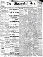 Newmarket Era (Newmarket, ON), December 3, 1886