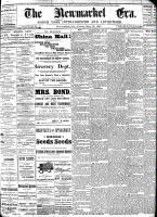 Newmarket Era (Newmarket, ON), May 13, 1887