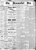 Newmarket Era (Newmarket, ON), June 3, 1887