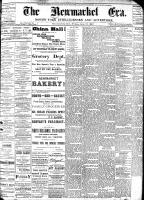 Newmarket Era (Newmarket, ON), June 17, 1887