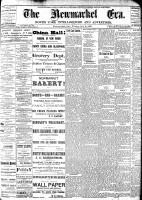 Newmarket Era (Newmarket, ON), July 8, 1887