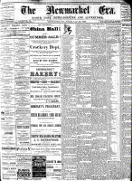 Newmarket Era (Newmarket, ON), July 22, 1887