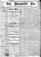 Newmarket Era (Newmarket, ON), July 29, 1887