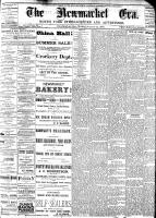Newmarket Era (Newmarket, ON), August 12, 1887