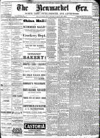 Newmarket Era (Newmarket, ON), August 26, 1887