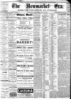 Newmarket Era (Newmarket, ON), September 16, 1887