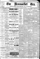 Newmarket Era (Newmarket, ON), October 7, 1887