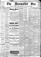 Newmarket Era (Newmarket, ON1861), October 14, 1887
