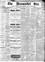 Newmarket Era (Newmarket, ON1861), October 21, 1887