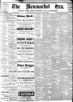Newmarket Era (Newmarket, ON1861), November 18, 1887
