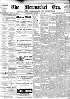 Newmarket Era (Newmarket, ON1861), January 6, 1888